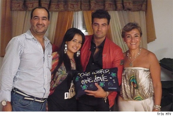jencarlos canela rock dinner
