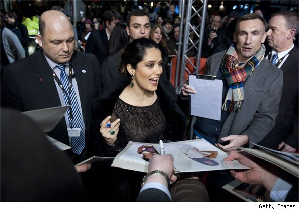 salma hayek berlin