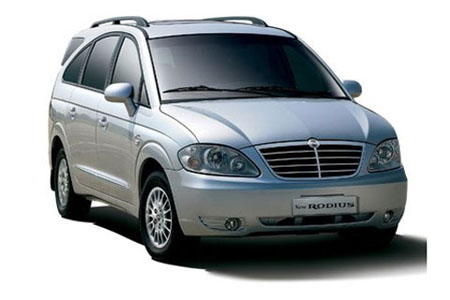 Ssangyong Stavic Picture. Hablamos del SsangYong Rodius,
