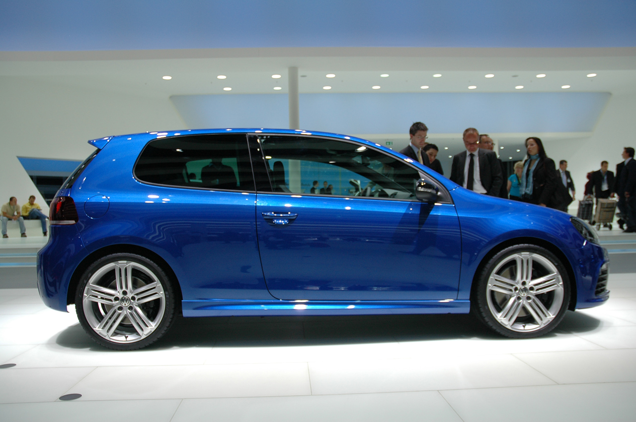 Volkswagen Golf R [2009]