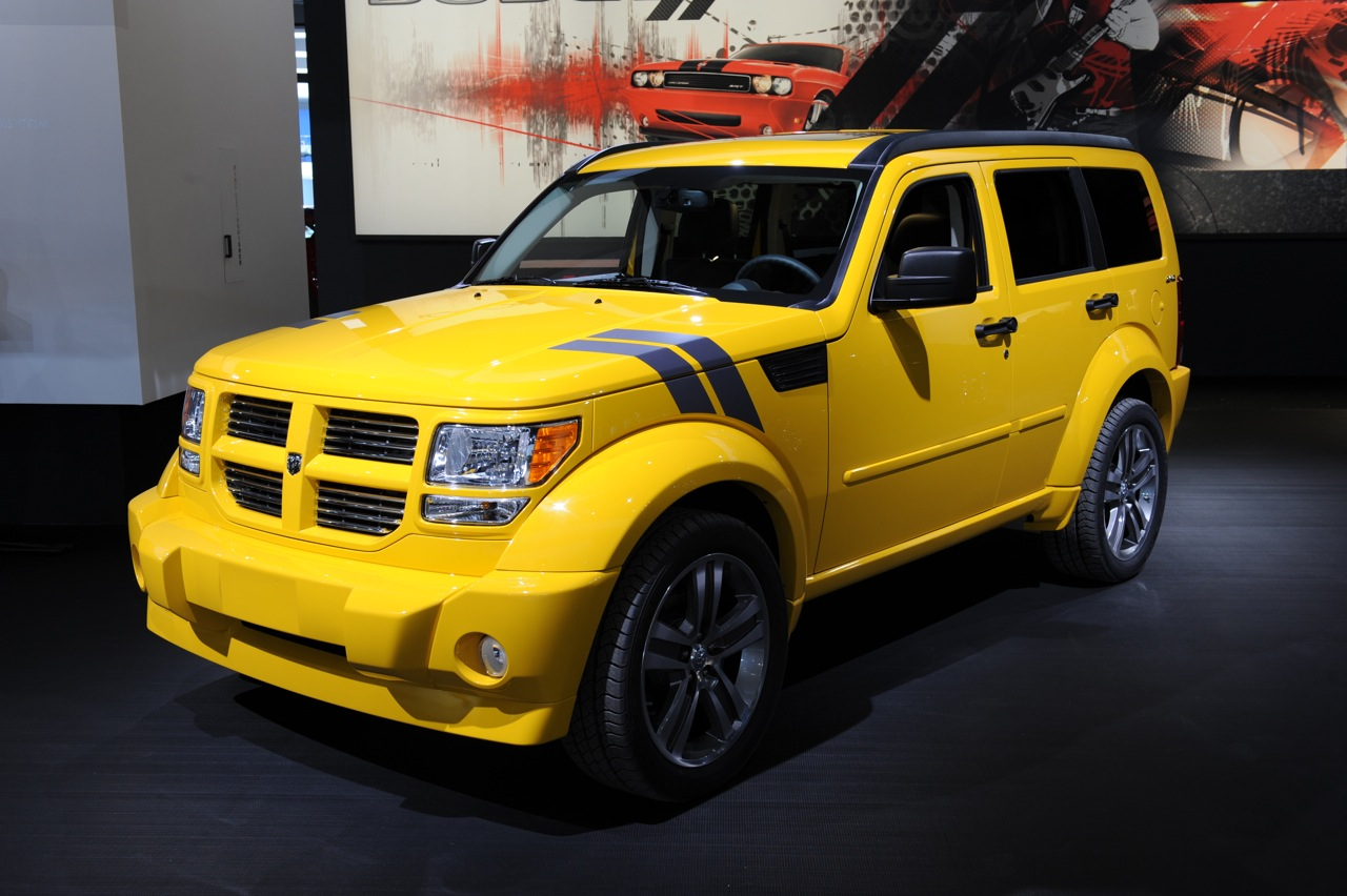 Dodge Nitro version Detonador 2010,