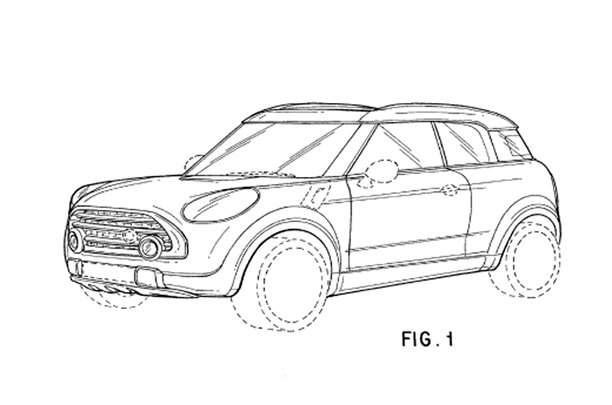 mini cooper panel coloring pages - photo#23