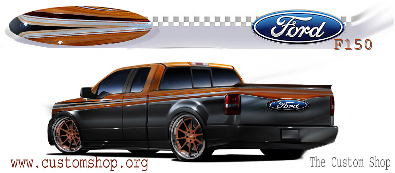 ford f 150 police truck car tuning Car Tuning - ForSearch Site