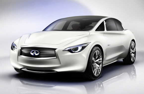 Infiniti planea su compacto para dentro de... &iexcl;cuatro a&ntilde;os!