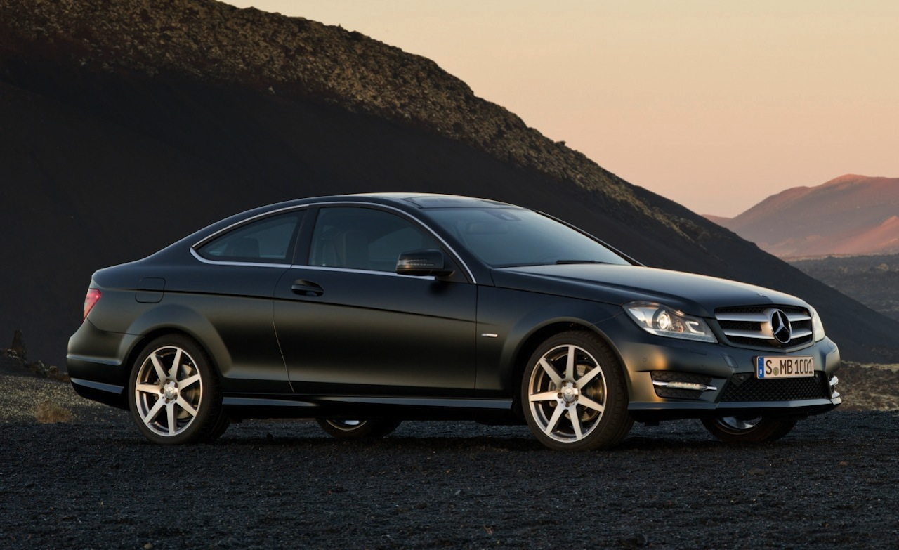 Mercedes clase c coupe 2011 forocoches for Mercedes benz clc coupe