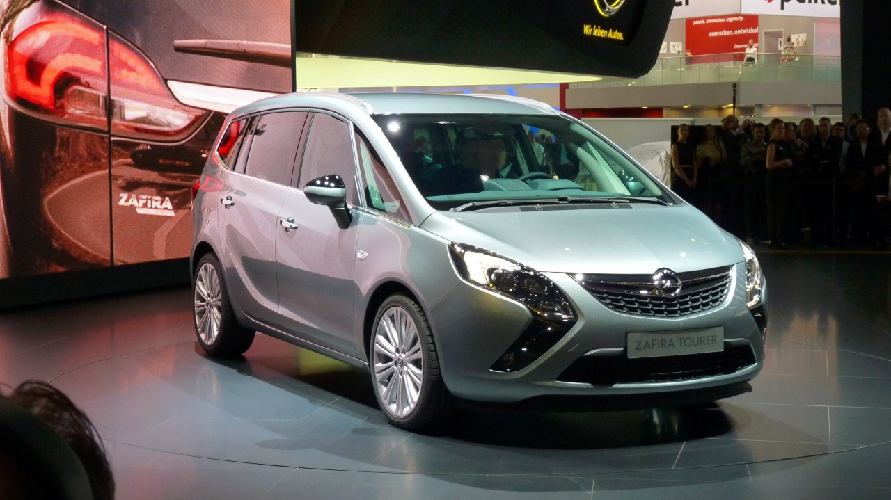2011 opel zafira tourer facelift 2016 stran 4 opel novosti opel forum. Black Bedroom Furniture Sets. Home Design Ideas