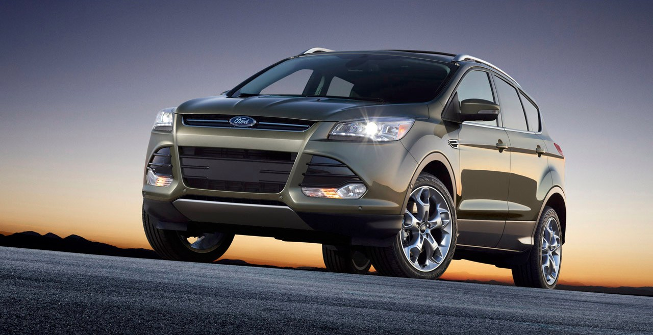 Ford Escape 2013!