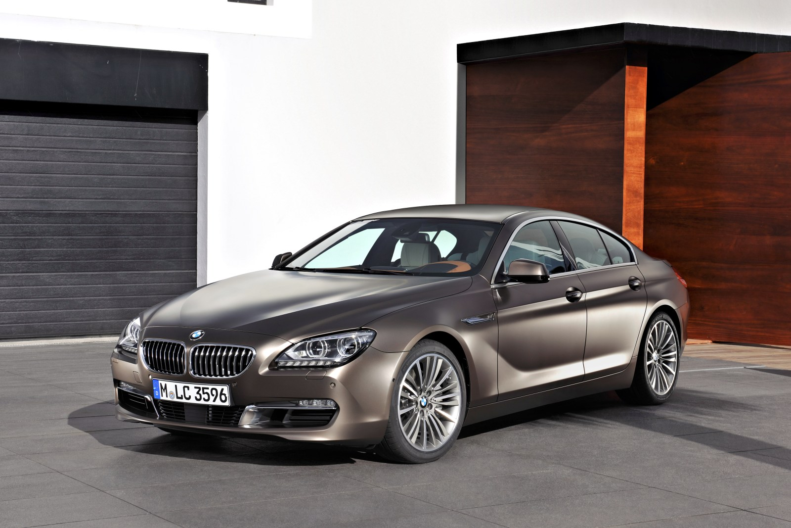bmw serie 6 gran coupe 2012 scuderia clandestina. Black Bedroom Furniture Sets. Home Design Ideas