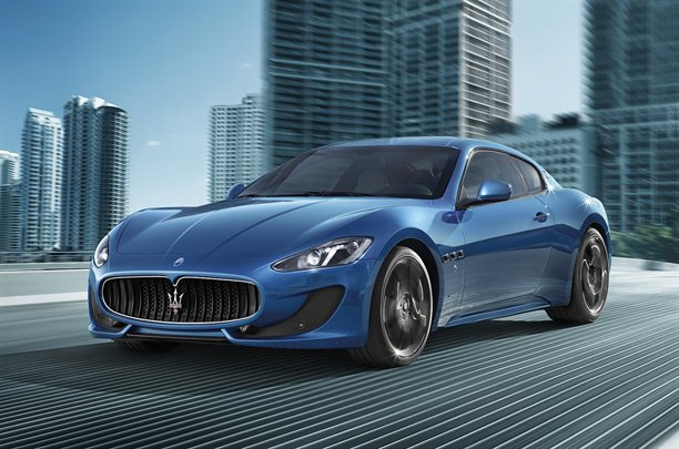 Pre-Sal&oacute;n de Ginebra: Nuevo Maserati GranTurismo Sport 