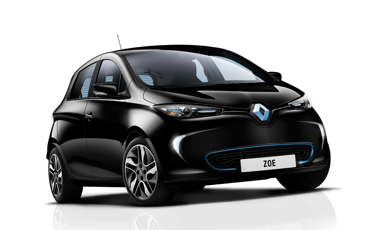 renault zoe com 210 km de autonomia f rum autoportal. Black Bedroom Furniture Sets. Home Design Ideas