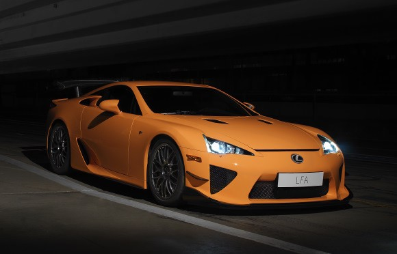 Rumor despendolado del d&iacute;a: El pr&oacute;ximo Lexus LFA costar&aacute; el doble