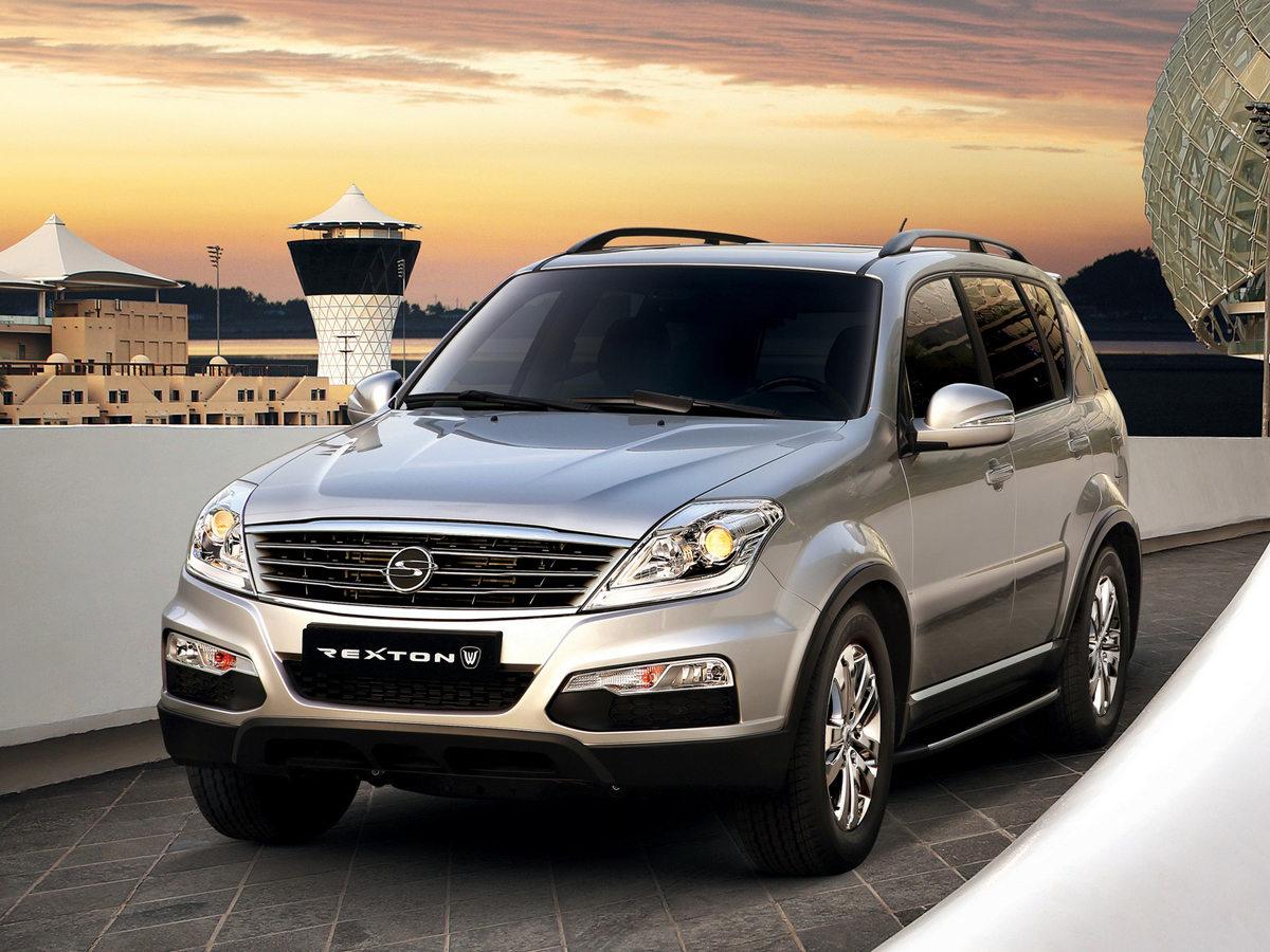 ssangyong rexton w 2012 ssangyong autopareri. Black Bedroom Furniture Sets. Home Design Ideas