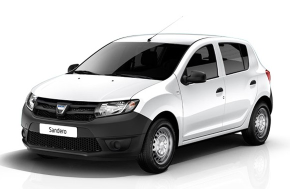 dacia sandero anunciado por euros en canarias. Black Bedroom Furniture Sets. Home Design Ideas