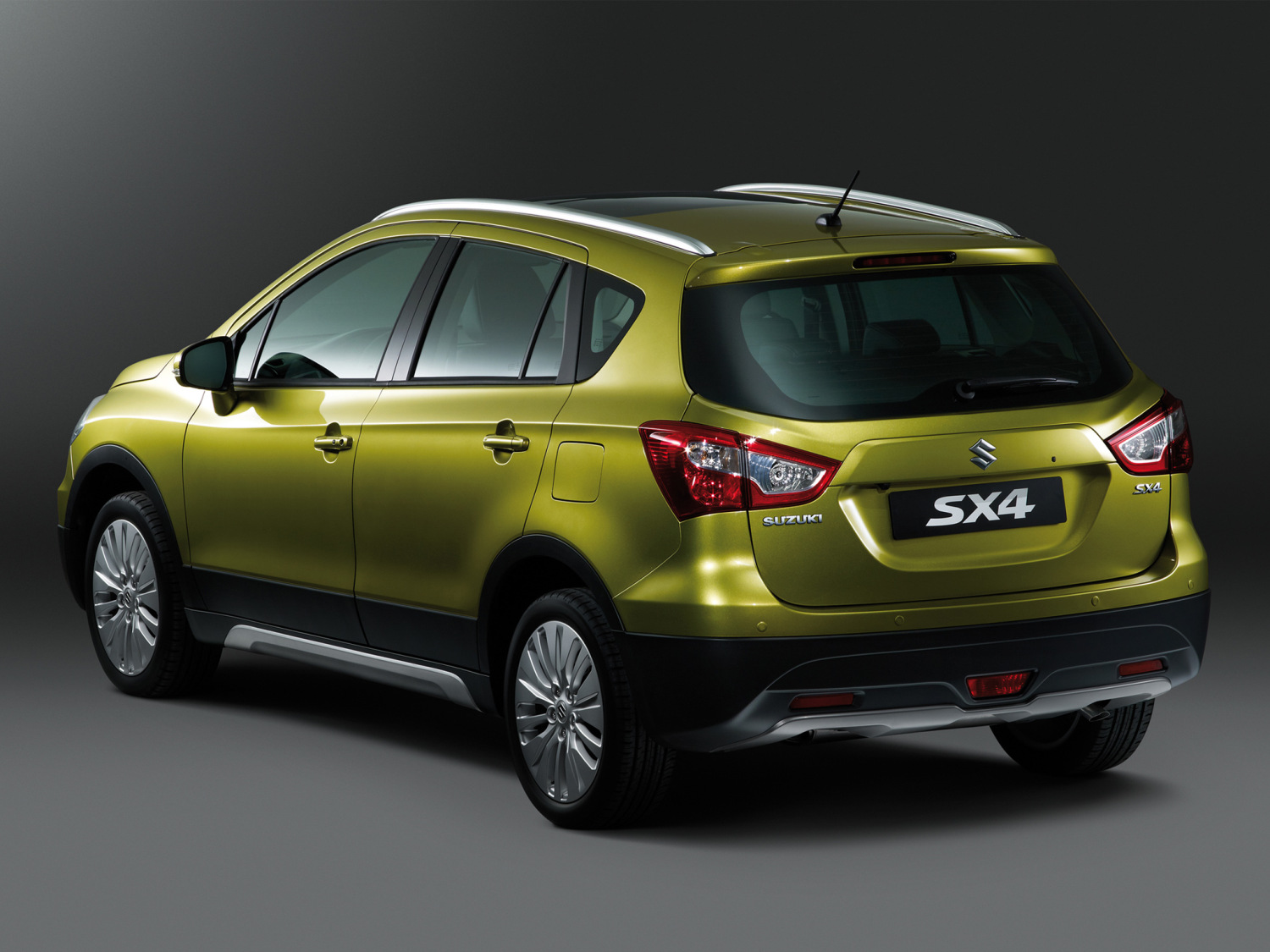 suzuki sx4 2013 e concept s cross. Black Bedroom Furniture Sets. Home Design Ideas