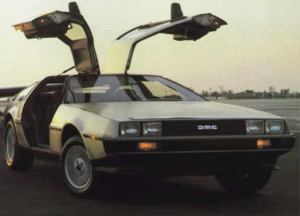 ¿Los DeLorean regresan al futuro?