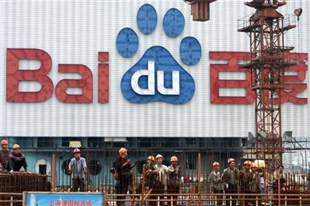 Google come terreno a Baidu en Asia