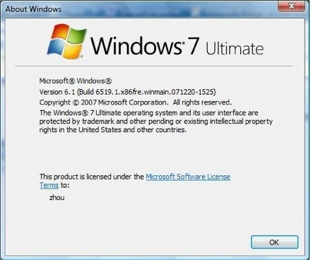 MS confirma el lanzamiento de Windows 7 para 2010