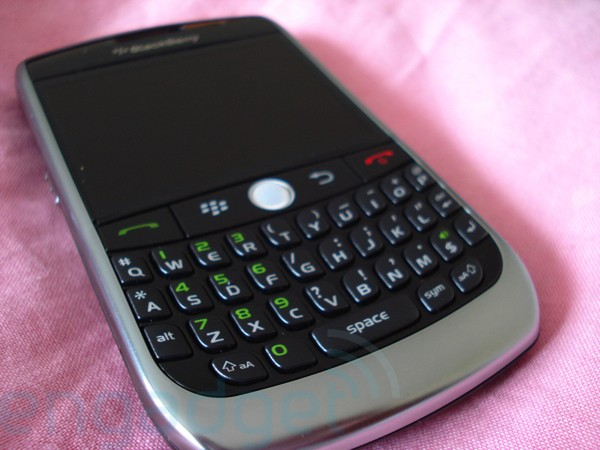Más fotos del BlackBerry Javelin