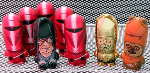 Star Wars Mimobot Serie 3