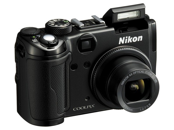 Nikon Coolpix P6000 con GPS integrado