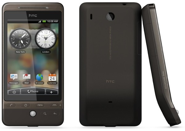 HTC Hero: primeros detalles en la web de HTC (actualizado ¡con video!)