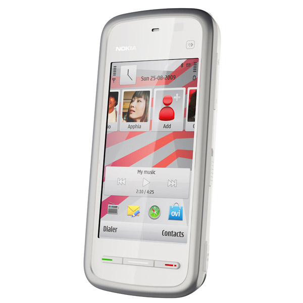 New Nokia Touch Screen Phones