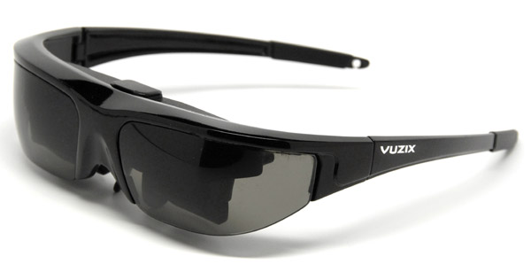 Vuzix Wrap 310 ya disponibles para tu disfrute virtual