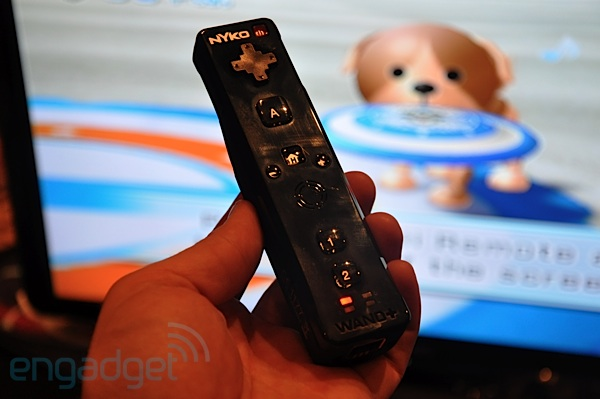 Nyko Wand+, la alternativa a Wii Motion Plus - CES 2010
