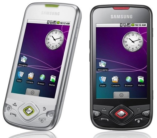 España: Samsung Galaxy Spica (I5700) ya disponible