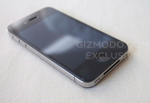 Apple iPhone 4G revelado (otra vez) [Actualizada]