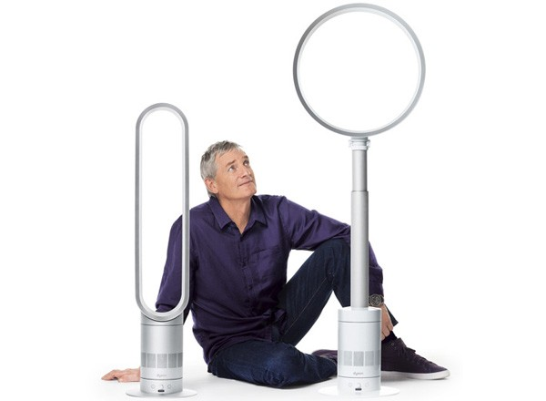 Dyson presenta los nuevos Air Multiplier Tower y Pedestal