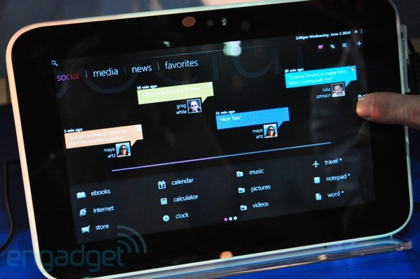Vídeo: Un vistazo a Windows Embedded Compact 7 - Computex 2010
