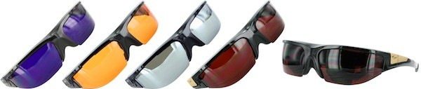 Vuzix Wrap Fashion, realidad aumentada a todo color