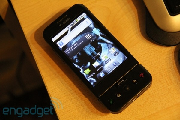 Cyanogen actualiza los HTC Dream y Magic a Android 2.2 (estable)