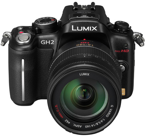 Panasonic GH2 hace su debut oficial: 16 MP, lente 3D intercambiable y vídeo a 1080p - Photokina 2010