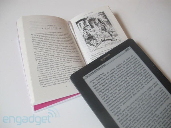 Amazon vendería 8 millones de Kindles en 2010