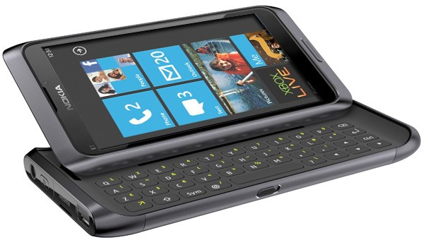 Nokia Windows Phone 7 WP7