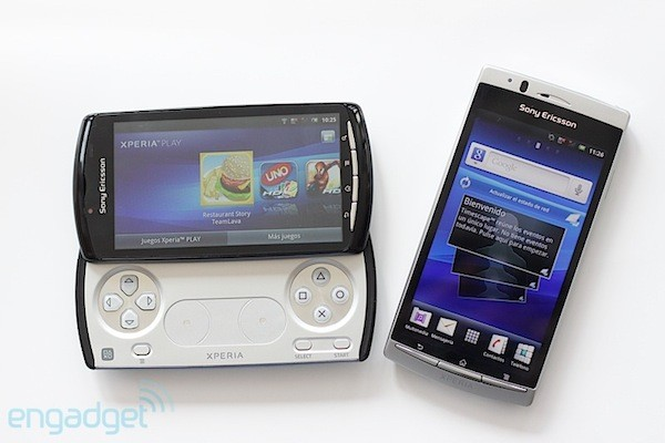 Sony confirma que el Xperia Play se quedar sin ICS