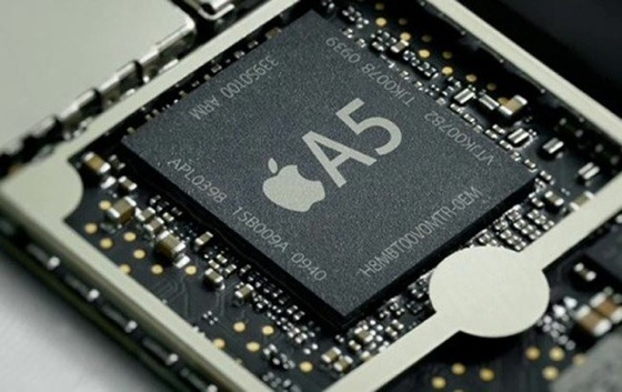¿MacBook Air con procesador A5?