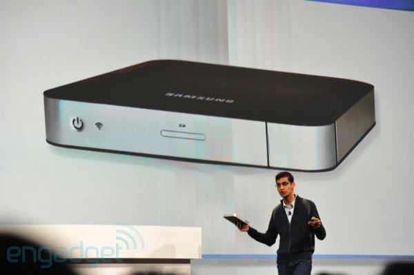 Google anuncia el Chromebox: Chromebook de sobremesa