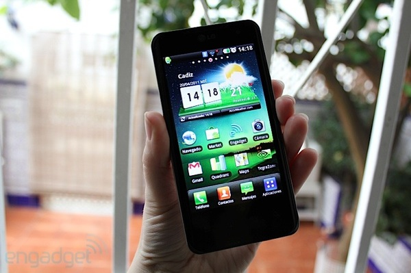 optimus 2x ics corea