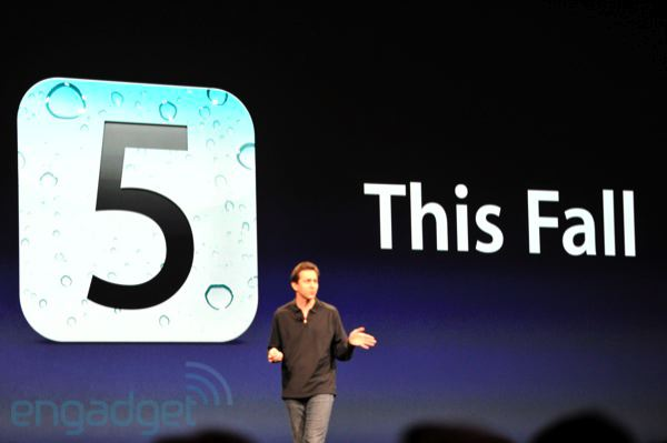 iOS 5 se presenta oficialmente: Notification Center, iMessage e integración con Twitter entre otras novedades