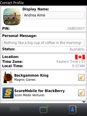 BlackBerry Messenger 6.0 ya disponible para descarga