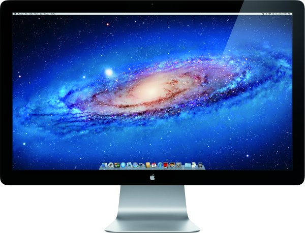 "Apple Thunderbolt Display: Nuevo monitor de 27"" con altavoces, cámara Facetime y ethernet"