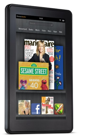 Freemium: ¿incendiaría el mercado un Kindle Fire 2?