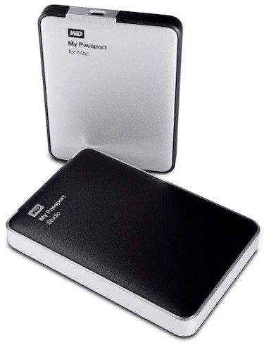 Western Digital renueva sus discos duros My Passport Studio y My Passport for Mac