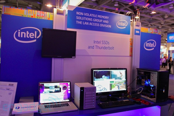 Una mirada a Thunderbolt en Windows - IDF 2011
