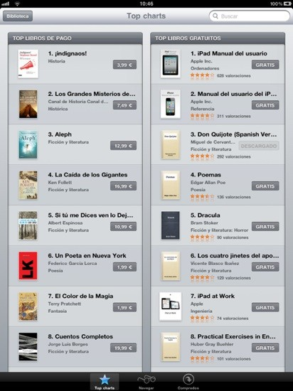 ibookstore latinoamerica