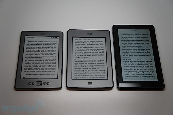 Amazon confirma su récord de ventas con la familia Kindle