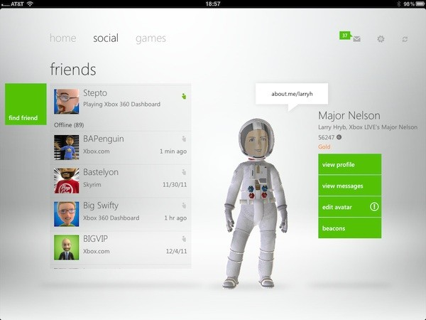 Aplicaciones Xbox Companion ya disponibles para iOS y Windows Phone